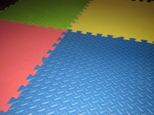 Casas cocinas mueble alfombras de goma espuma para ninos - Alfombras de goma ...